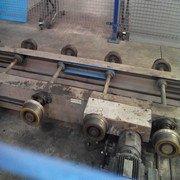 Flat Belt ERO Joint® on skid conveyor