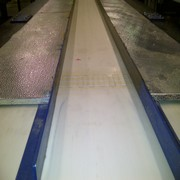 Conveyor belt ERO Joint floor gluing