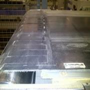 Conveyor belt ERO Joint floor transfer