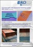 Conveyor belt ERO Joint®