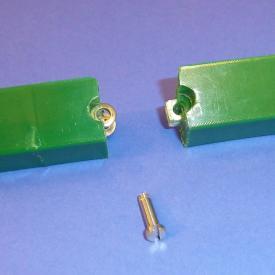 V-belt with mechanical hinge ERO Joint open
