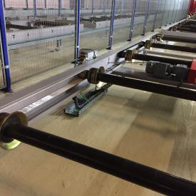 Mechanical lacing system ERO Joint® for flat belt